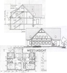 Marianne stolle bauplanungsb ro projektbeispiele for Einfamilienhaus bauplan